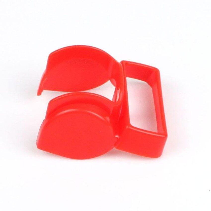 1 PC untuk DJI Spark Kamera Lensa Kamera Matahari Tudung Sunshade Tutup Lensa Pelindung Anti Refleksi Cahaya Matahari Silau Perisai sarung-Internasional