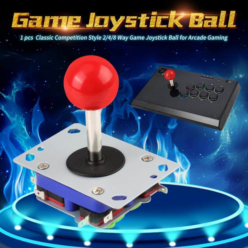 1 Pcs Classic Competition Style 2/4/8 Way Game Joystick Ball For Arcade
