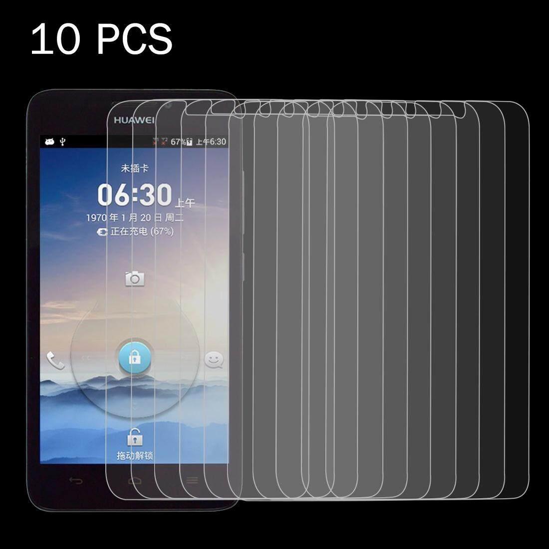 10 Pcs untuk Huawei Ascend G630 0.26 Mm 9 H Kekerasan Permukaan 2.5D Explosion-Tahan Film Anti Gores -Internasional