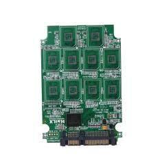 10 x Micro SD TF Memory Card to SATA SSD Adapter + RAID Quad 2.5 SATA Converter