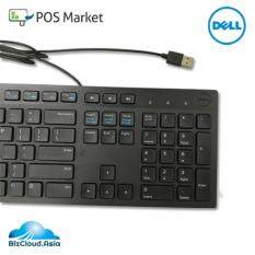 100% Genuine DELL USB wired optical mouse & keyboard set Malaysia