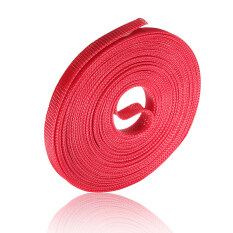 10m 12mm Braided Expandable Auto Wire Cable Gland Sleeving High Density Sheathing By Teamtop.