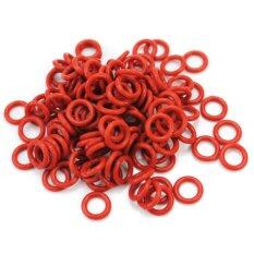 120Pcs Rubber O-Ring Switch Dampeners Dark Red For Cherry MX keyboard Dampers Malaysia