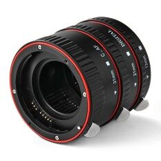 12mm+20mm+36mm Auto Focus Macro Extension Tube Set for Canon EF EF-S Lens
