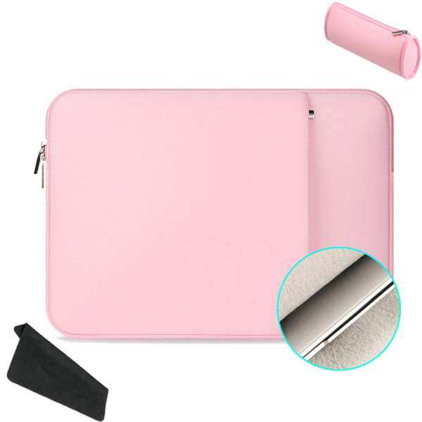 13-13.3 Inch Protective Laptop Sleeve Bag Cover Case for Apple Macbook Air /Apple Ipad/ Ultrabook /Netbook /Tablet compatible with Acer/Asus/Dell/Lenovo/HP/Samsung - intl