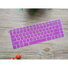 14 Keyboard  Protector laptop HP Pavilion Silicone Skin Cover Semitransparent Malaysia