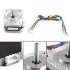 1pc 17hs4401 4-Wire Nema17 Stepper Motor 1.7a For 3d Printer And Cnc 42*42mm By Qianmei.