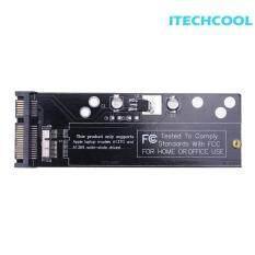 1pc SSD to SATA Converter Card for 2010 2011 Apple MacBook Air A1370 A1369