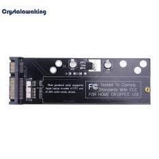 1 PC SSD untuk SATA Kartu Konverter untuk 2010 2011 Apple MacBook Air A1370 A1369 (