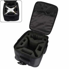 1Pcs Nylon Backpack Shoulder Bag Carrying Case w/ Foam For DJI Phantom 3 RC Airplane