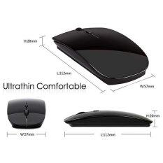 2.4GHz USB Wireless Optical Mouse Slim Magic Touch Mice For MAC iOS Desktop Computer Laptop PC Malaysia