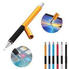 2 In 1 Multifunction Fine Point Round Thin Tip Touch Screen Pen Capacitive Stylus Pen For Smart Phone Tablet For Pad By Kingox Store.