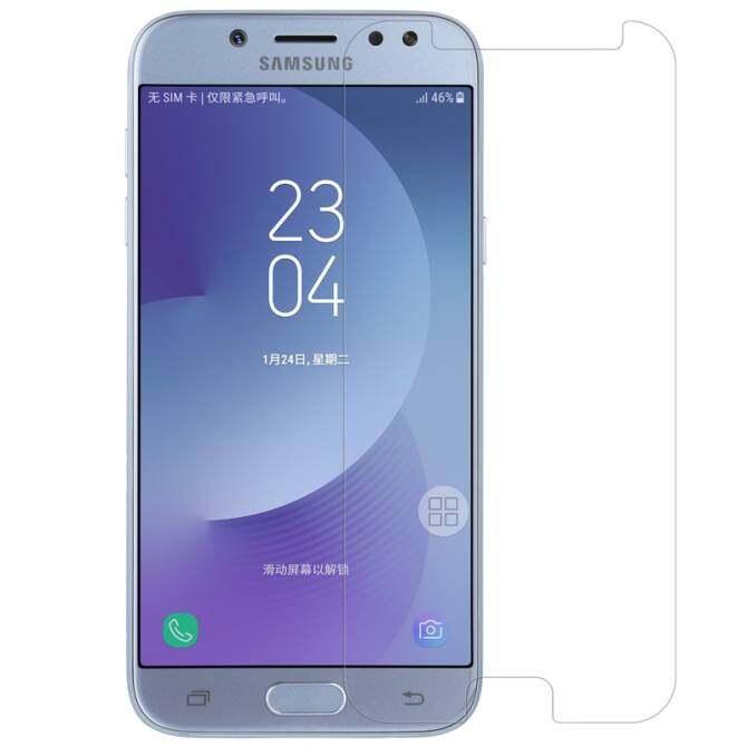 2 pcs/lot NILLKIN screen protector for Samsung Galaxy J7 Pro 2017 Super clear PET HD protective film for Samsung J7 2017 J730