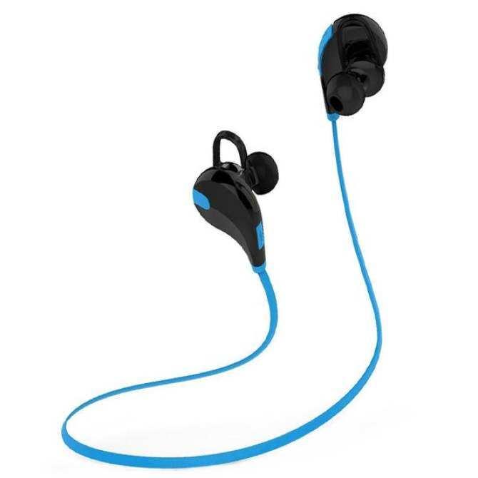 DENGAN MIKROFON BIRU. Rp 278.000. QCY QY7 Nirkabel Bluetooth 4.1 Stereo .