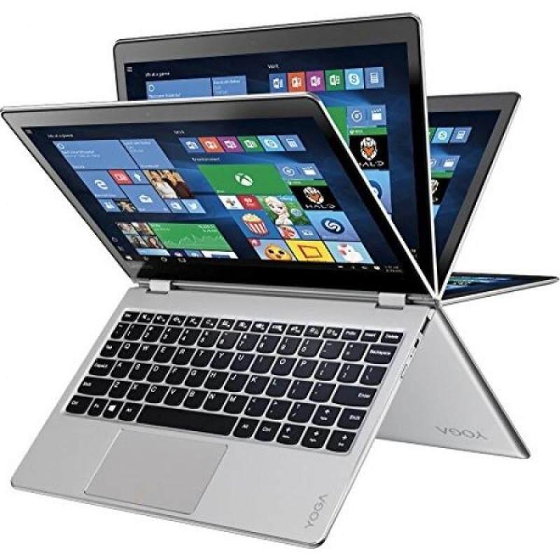 2017 Lenovo Yoga 710 2-in-1 11.6 FHD IPS Premium High Performance Touch-Screen Laptop, Intel Pentium Processor, 4GB RAM, 128GB SSD, HDMI, Bluetooth, 802.11ac, Webcam, No DVD, Win10-Aluminum chassis Malaysia