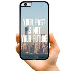 2017 Mode Terkini Penjualan Terlaris Gaya Masa Lalu Anda Tidak Masa Depan Anda Kreatif Plastik Keras Berpola Casing Ponsel untuk Samsung Galaxy S3 Mini (Aneka Warna)
