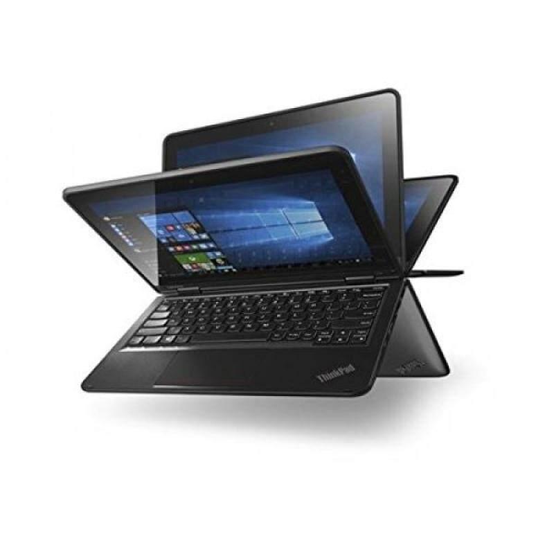 2017 Newest Lenovo Thinkpad Yoga 11.6 HD IPS Touchscreen Convertible Ultrabook - Intel Celeron Quad-Core N3150 Up to 2.08GHz, 4GB DDR3, 128GB SSD, HD Webcam, HDMI, 802.11ac, Bluetooth, Windows 10 Pro Malaysia