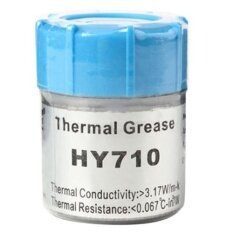 20g Silver Thermal Grease Paste Compound Chipset Cooling For CPU GPU HY710 Malaysia