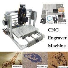 Hình ảnh 2500mw 3 Axis Router Mini CNC Milling Machine Engraving Laser 240x17mm