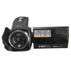270° Turn Handheld 2.7 Lcd 720p Hd 16x Zoom Dv Digital Video Camera Camcorder Black By Teamwin.