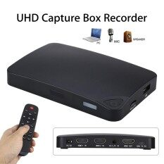 2k Uhd 2 Hdmi Usb 2.0 Hdmi Video Capture Box Recorder Decode Up To 1080p 30fps By Hanbingxuan Store.