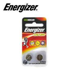 2PCS A76/LR44 GENUINE Energizer Alkaline Battery 1.5V - A76BP-2 Malaysia
