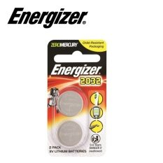 2PCS CR2032 GENUINE Energizer Lithium Batteries 3V (E-CR2032BP-2) Malaysia