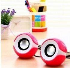 2PCS USB Powered PC Computer Speaker for Desktop Laptop Notebook Pack of 2 Malaysia