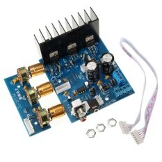 2x18w Subwoofer Tda2030a Module Mould Stereo Audio Amplifier Board 2.1 Channel By Threegold.