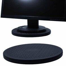 30cm Heavy Duty Swivel Turntable Stand Rotating For Flat Screen Tv Monitor By Huyia.
