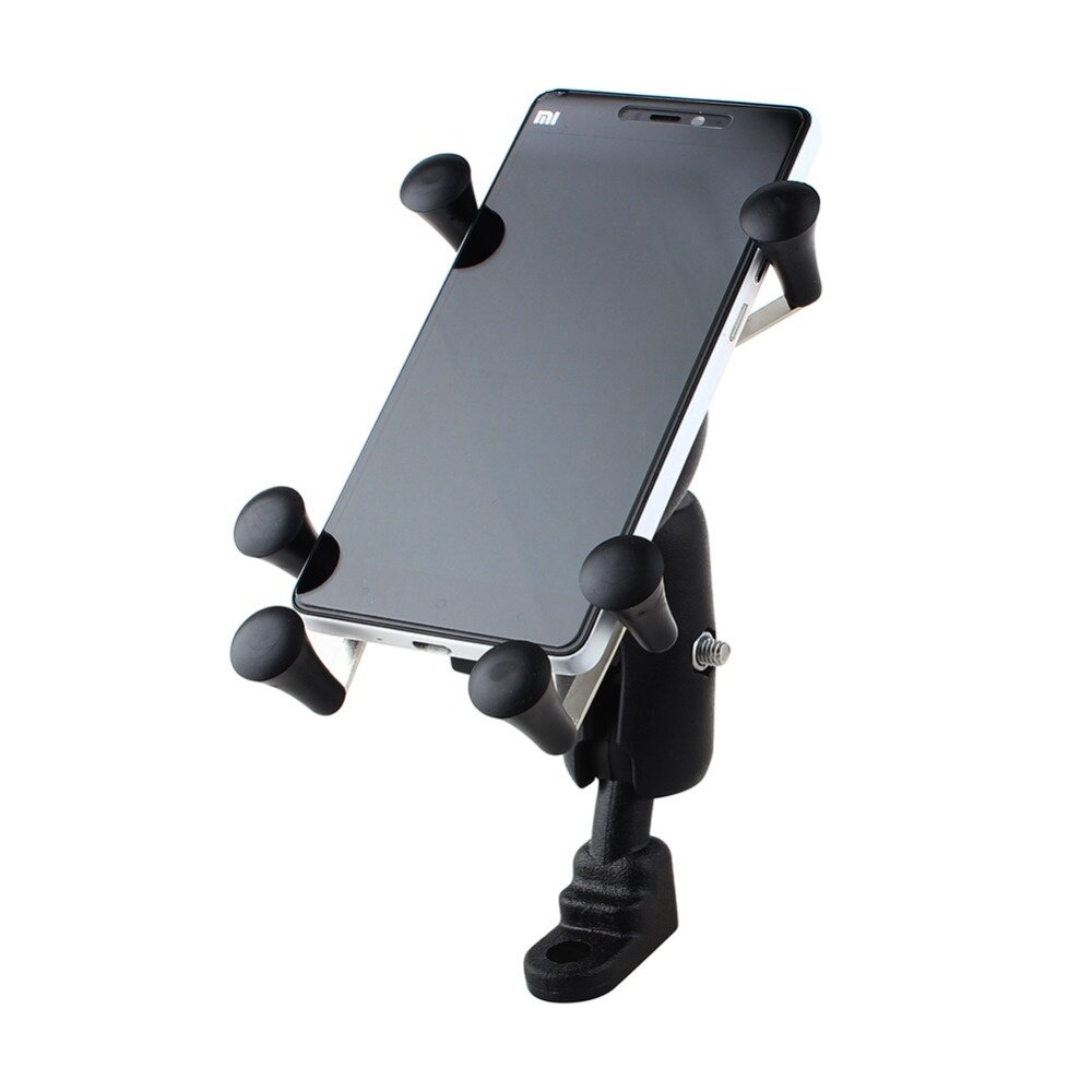 6 Inch Hp Handphone Case Casing Sarung Motor Motorcycle Spion Stand Holder Sepeda Waterproof Tas Dompet Source