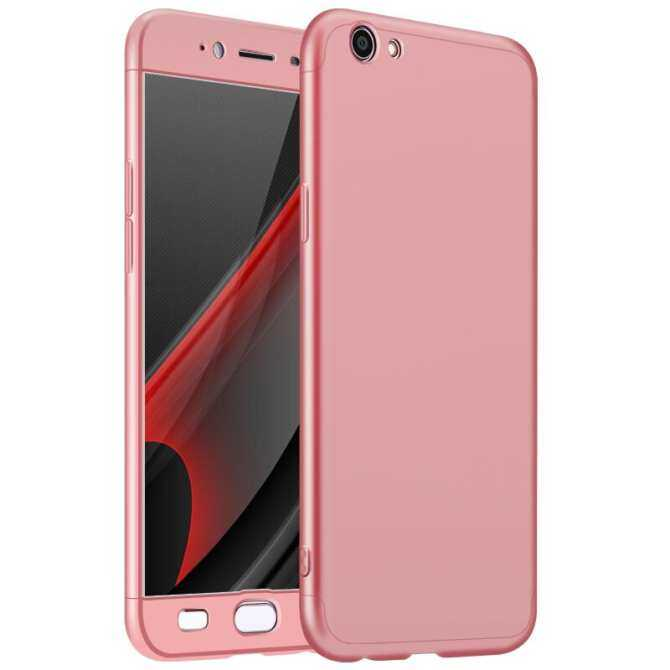 """360 Degree Full Protect Hard PC Cases For OPPO A57 / A39 5.2"""" inch Fashion"""