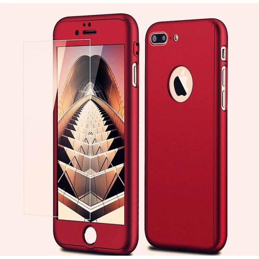 Undeste 360 Full Body Coverage Protection Hard Slim Ultra-thin Hybrid CaseCover & Skin with