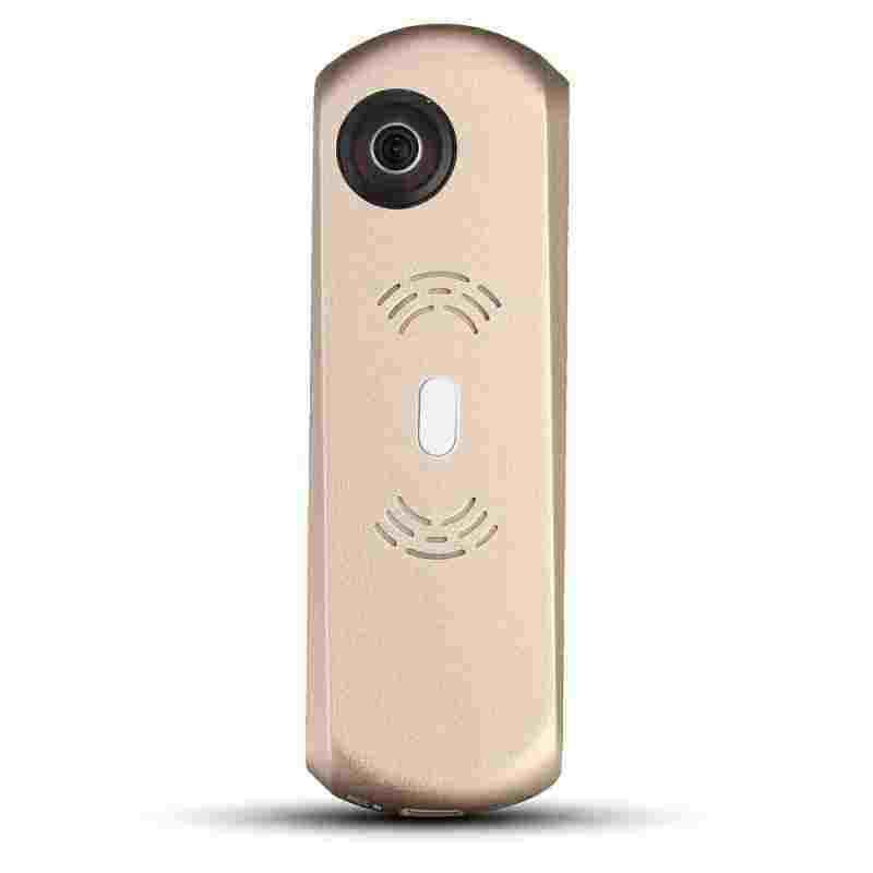 Greattop 360 ° Lensa Kamera Camcorder HD Video Vr untuk Android Samsung Galaxy S8/S7 HTC LG