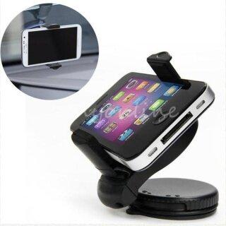Chân Đế 360 , Giá Đỡ Gắn Hút Thông Dụng Trong Xe Hơi Dành Cho Điện Thoại Di Động GPS, MP3- thumbnail