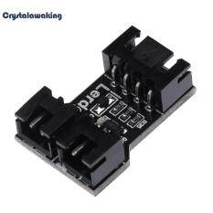 3D Printer Motherboard Hot Bed Expansion Interface Adapter Module+Cables (Black)