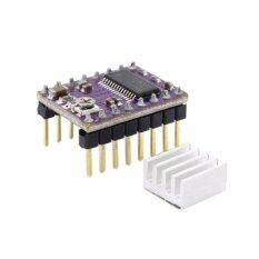 Drv8825 Stepper Motor Driver Module 3d Printer Stepstick Reprap 4l For Arduino