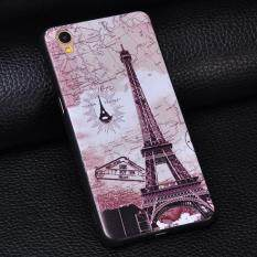 Luxury Rhinestone Phone Case Cover Finger Rotated Ring Holder Stand TPU For Oppo A37 A37m A37t