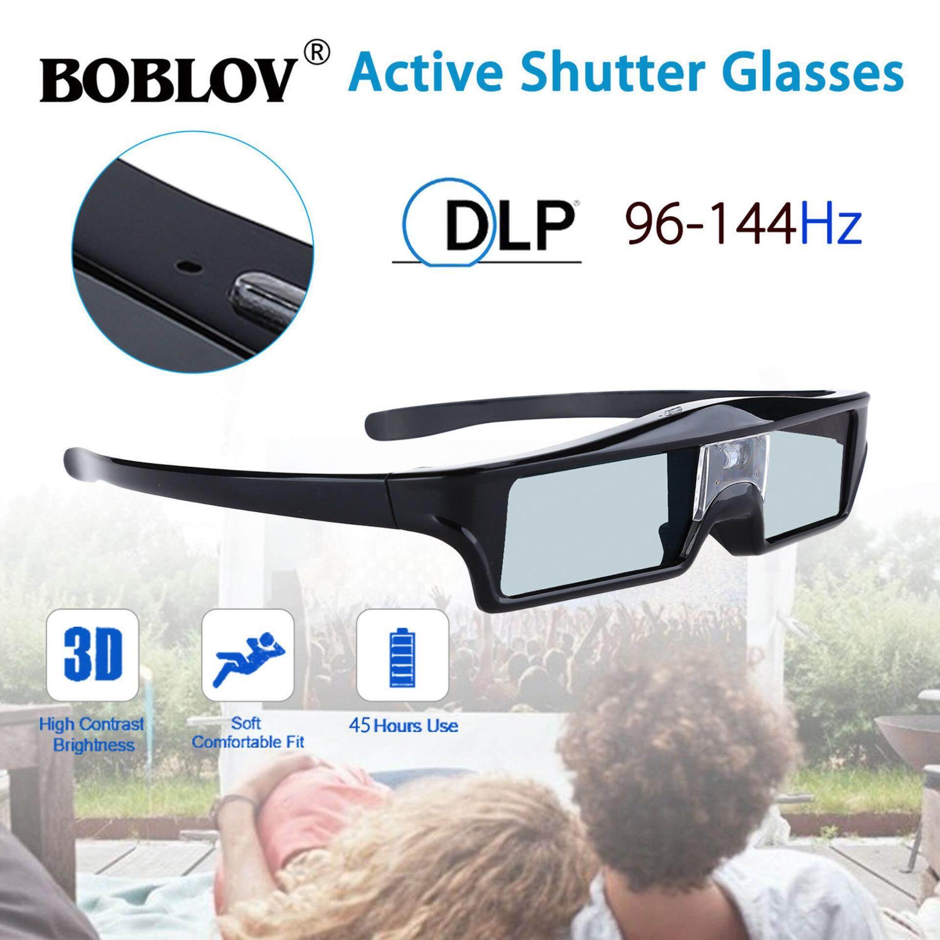 Beautiy Kota 3D Rana Kacamata Kacamata 144 HZ Dukungan USB untuk Dlp-link Teknologi Proyektor-Internasional