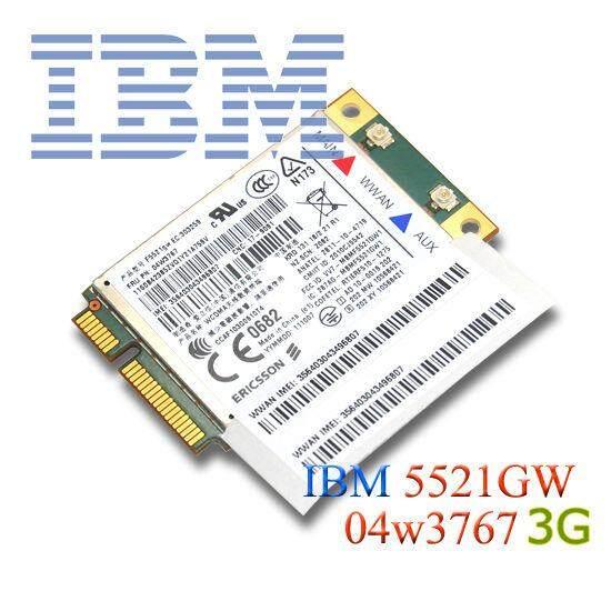 3G Wireless WWAN Card 04W3767 For Lenovo Thinkpad L420 T420 T520 IBM F5521GW - intl