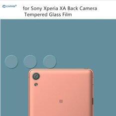 3 Xback Kamera Lensa Kaca Film Pelindung Transparan Stiker untuk Sony Xperia XA Kaca Kamera Pelindung Layar F3111 F3112-Int'l