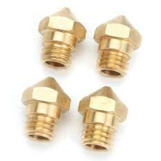 Giá 4 0.4 Mm Vòi Phun Và 4 PTFE Ống 3D Máy In