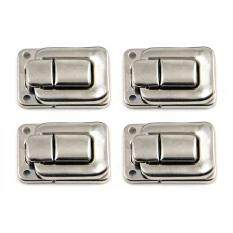 4 X Toggle Latch Lock Catch Chest Clasp Tool Flight Case Suitcase Box 37mm X 25mm By Sunnny2015.