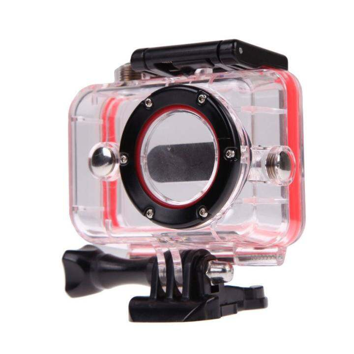 40M Diving Waterproof Back Up Case Cover For Xiaoyisportsactioncamera