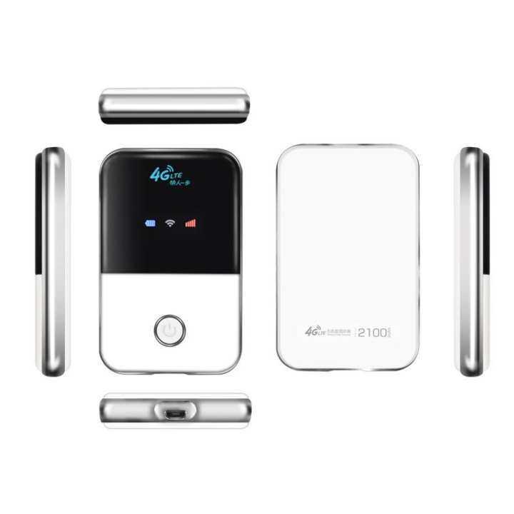 4g lte wifi router mini wireless portable pocket mobile. Black Bedroom Furniture Sets. Home Design Ideas