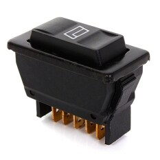5 Pin Universal Daya Mobil Otomatis Jendela Kontrol On/Off Sakelar Ayun SPST 12 V