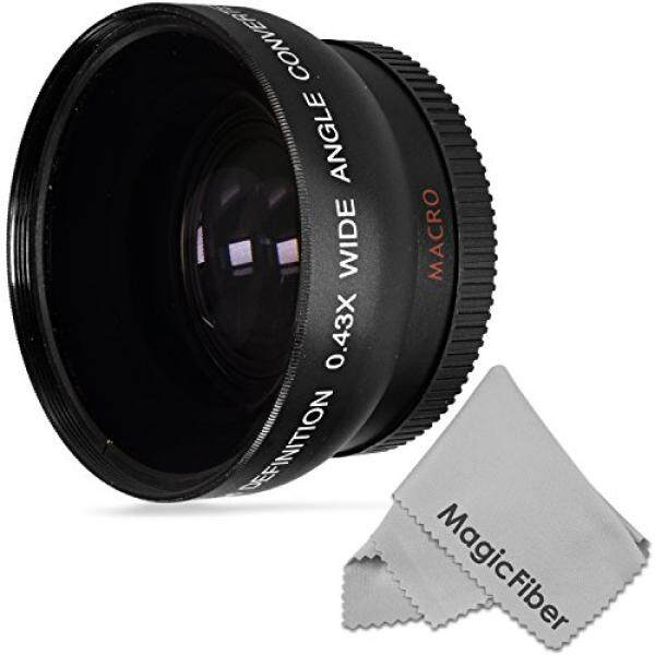 52mm vivitar 0 43x high definition wide angle lens w macro portion for nikon d7200 d7100