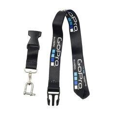 Hanging Rope Safety Lanyard Strap For Gopro Hero 7 6 5 4 Black Session 3+ 3 2018 Fusion Action Camera By Gearu Shop.