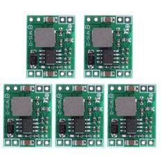 5pcs Mini 3a Dc-Dc Converter Step Down Buck Power Supply Module 24v 12v 9v To 5v By Crystalawaking.