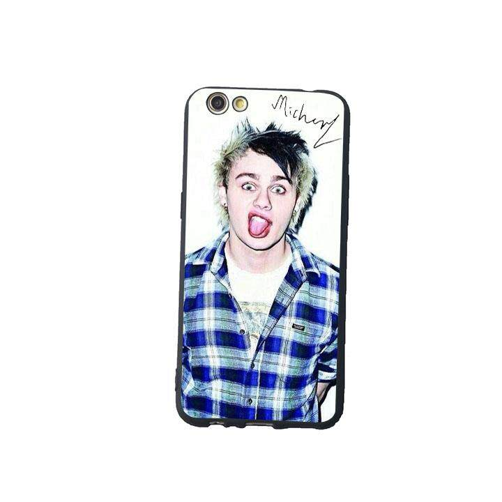 5sos 5 seconds of summer michael clifford phone soft case back cover for OPPO R9s - intl
